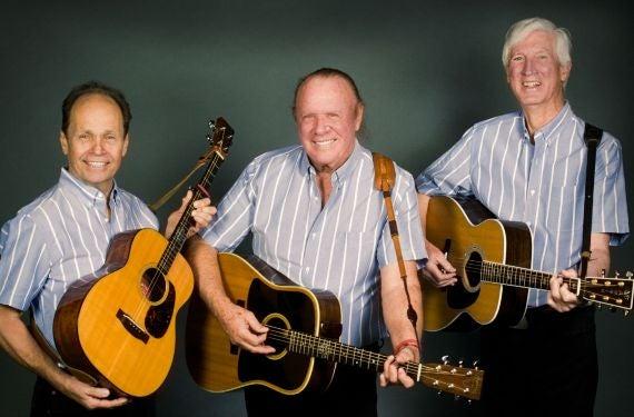Just Announced: The Kingston Trio