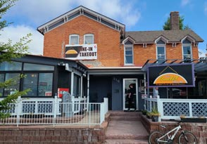 The Omelet House