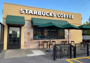 Starbucks - Downtown